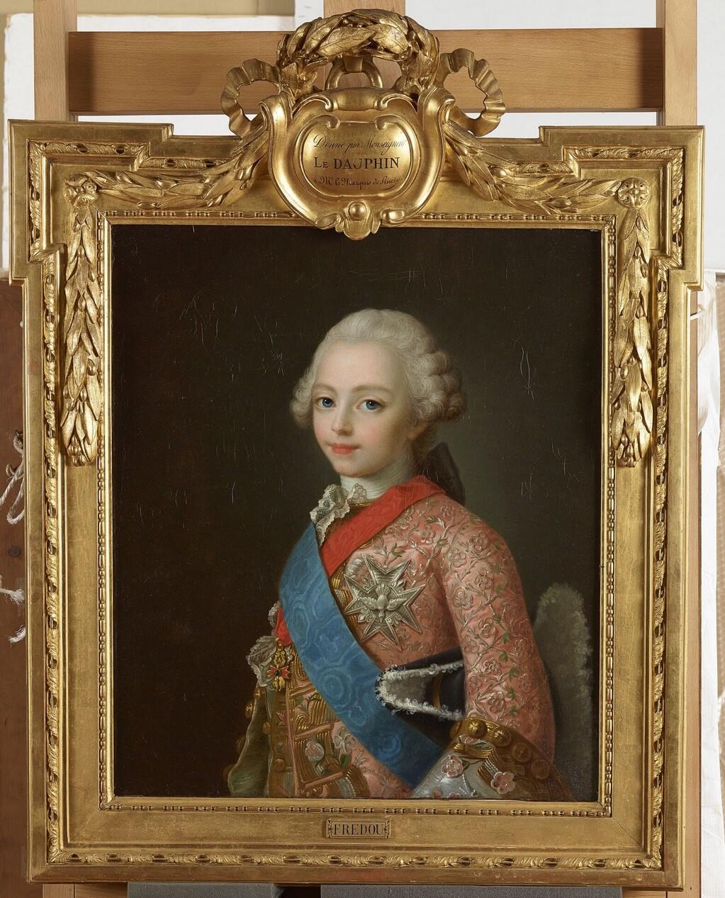 Bourgogne, frère ainé de Louis XVI Duc_de11