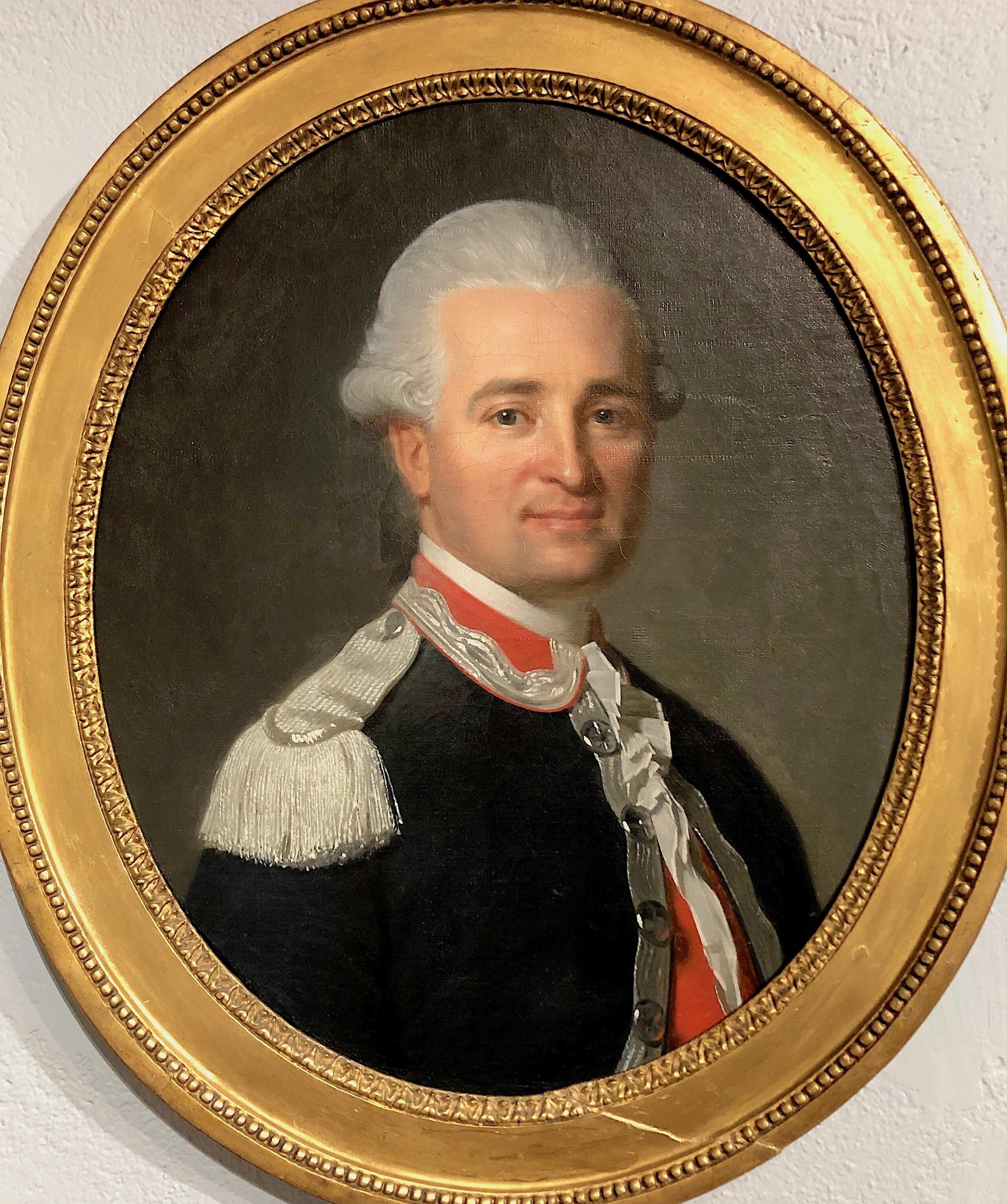 Cent portraits pour un siècle. Exposition au Musée Lambinet (Versailles) et Palais Lascaris (Nice) - Page 2 Duc_la10