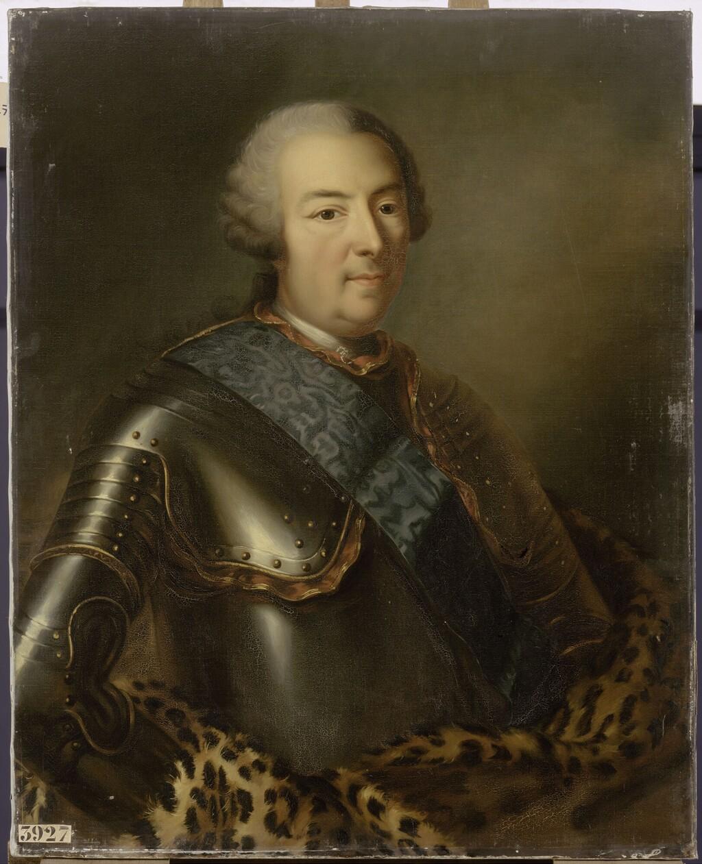 Antoine-Paul-Jacques de Quélen de Caussade, duc de La Vauguyon (1706-1772) Duc_va11