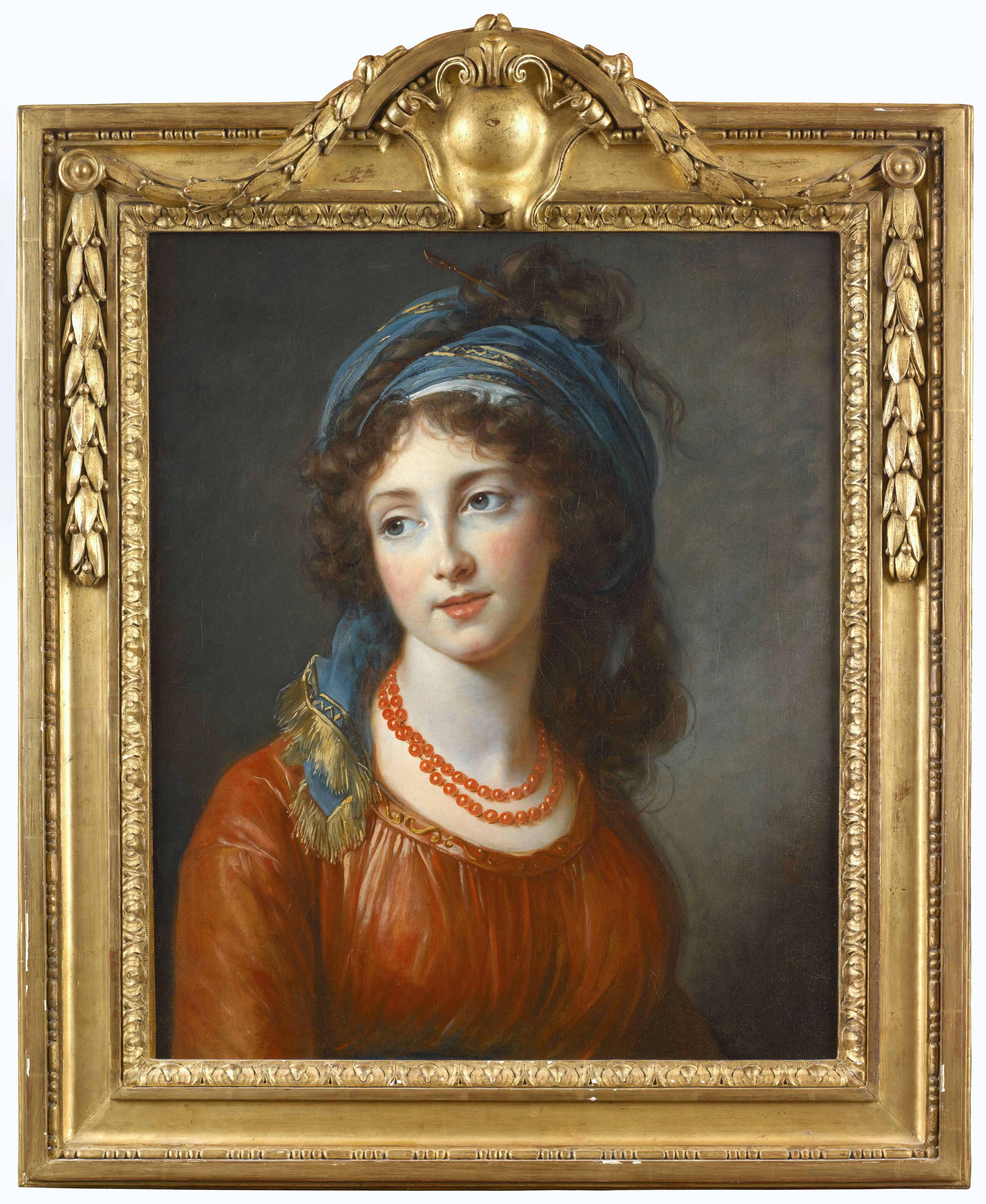 Aglaé de Polignac duchesse de Guiche - Page 2 Duches27