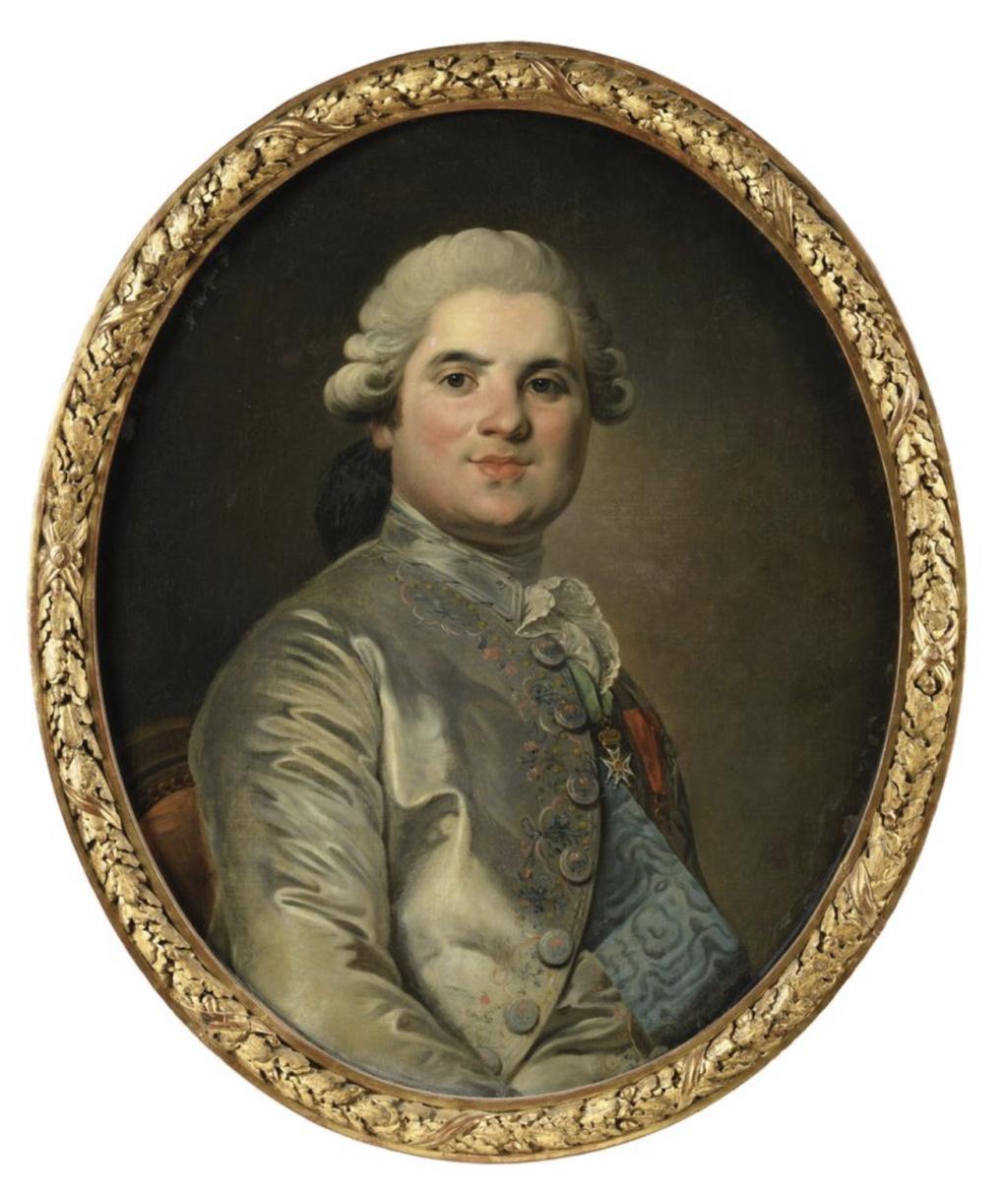 Louis-Stanislas, comte de Provence, et futur roi Louis XVIII - Page 9 Duples11