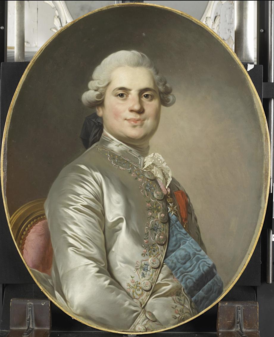 Louis-Stanislas, comte de Provence, et futur roi Louis XVIII - Page 9 Duples13