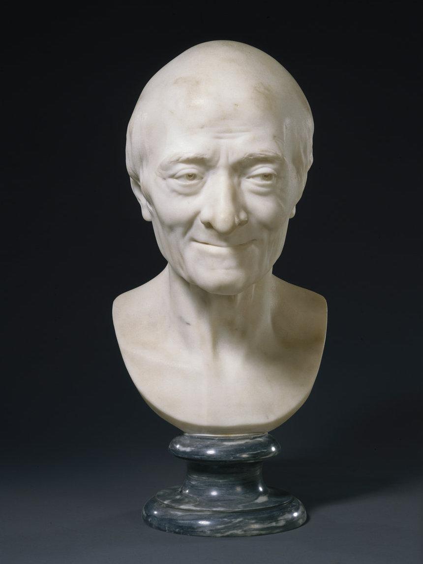 Jean-Antoine Houdon, le sculpteur des Lumières E-007010