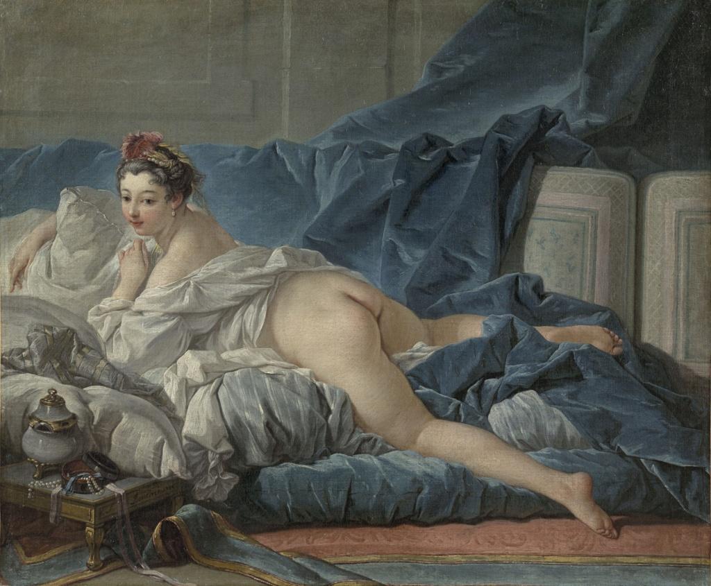 Exposition : L'Empire des sens, de François Boucher à Jean-Baptiste Greuze, au musée Cognacq-Jay E028_m10
