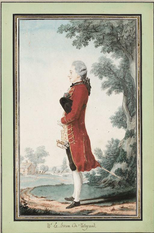 Louis Carrogis, dit Louis de Carmontelle ou Carmontelle E09b3a10