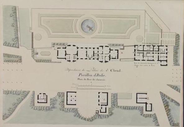 Baignoire provenant du château de Saint-Cloud, réputée avoir été utilisée par Marie-Antoinette ?  E1487810