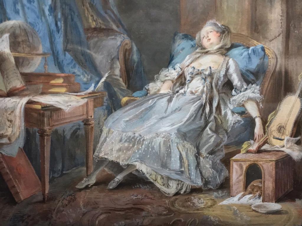 Exposition : L'Empire des sens, de François Boucher à Jean-Baptiste Greuze, au musée Cognacq-Jay E37vzb10