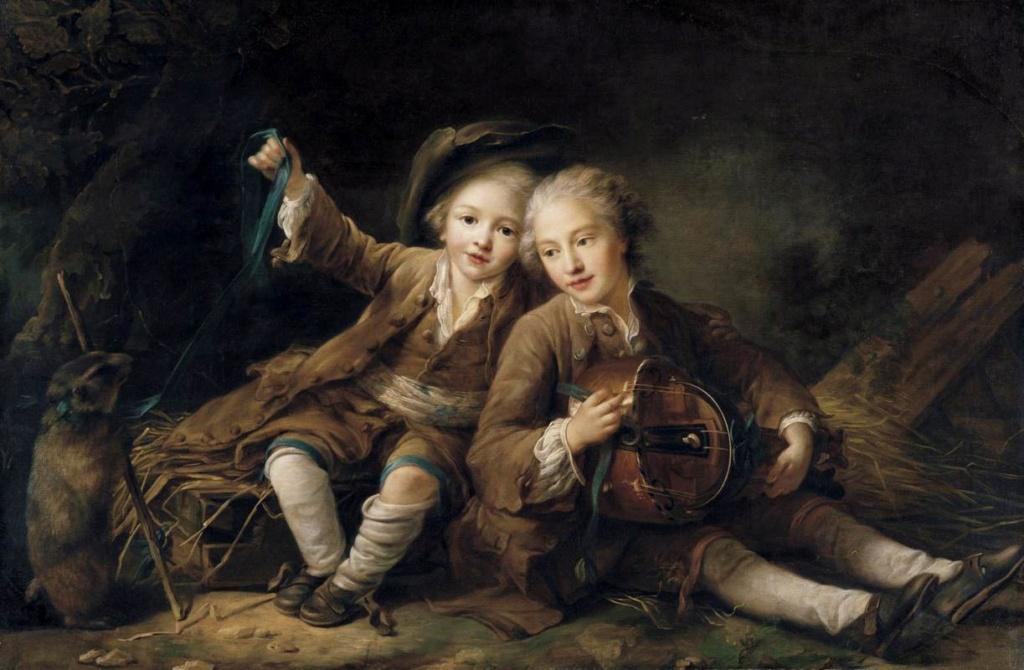 Les Drouais, artistes peintres de père en fils : Jean, Hubert, François-Hubert et Jean-Germain Drouais E4bf2610