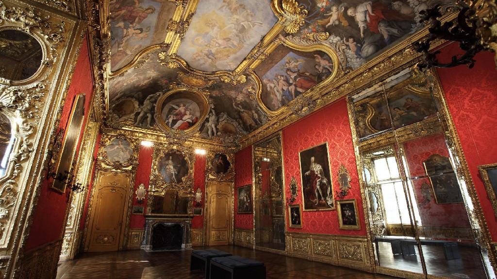 Le Palais Madame à Turin (Palazzo Madama, Torino) E5f3ae10
