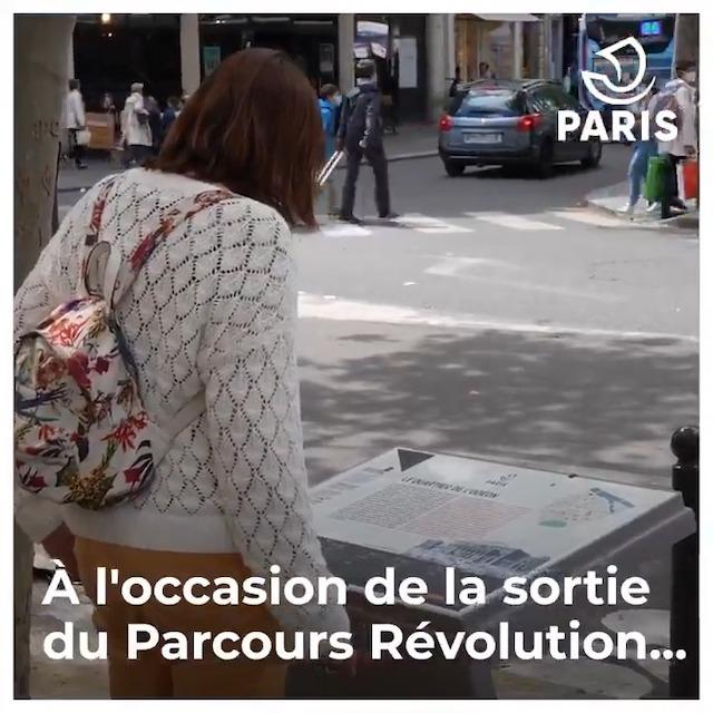 Parcours Révolution : le Paris de la Révolution française E6momd11