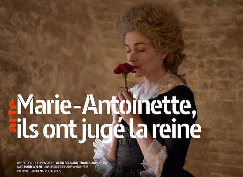 """Marie-Antoinette, """" Ils ont jugé la reine """". Docu-fiction sur Arte - Page 3 Ehgg1b10"""