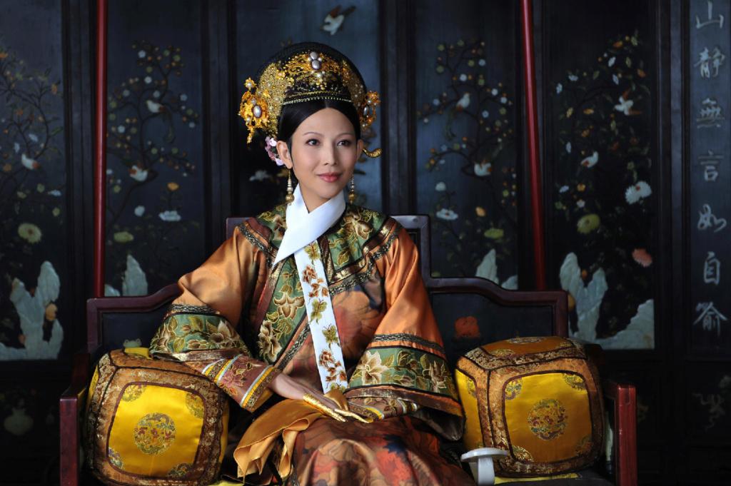 Série : The Legend of Zhen Huan (Empresses in the Palace), les atours de l'aristocratie chinoise au XVIIIe siècle Empres10