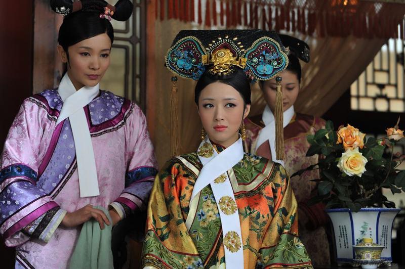 Série : The Legend of Zhen Huan (Empresses in the Palace), les atours de l'aristocratie chinoise au XVIIIe siècle Empres12