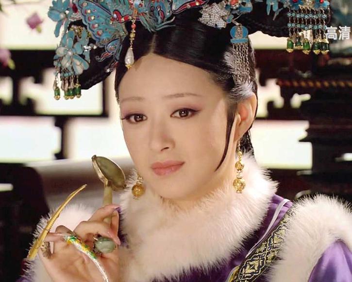 Série : The Legend of Zhen Huan (Empresses in the Palace), les atours de l'aristocratie chinoise au XVIIIe siècle Empres13