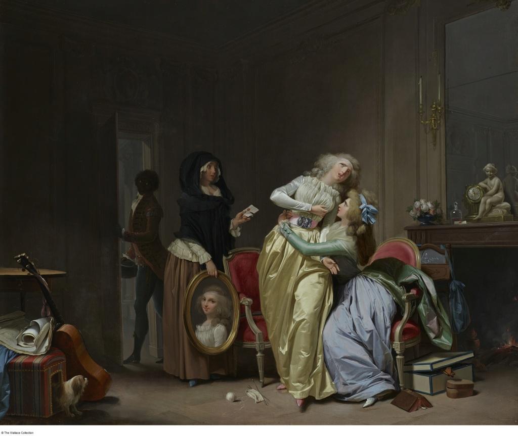 Louis-Léopold Boilly : peintre de la société parisienne de Louis XVI à Louis-Philippe Emuseu32
