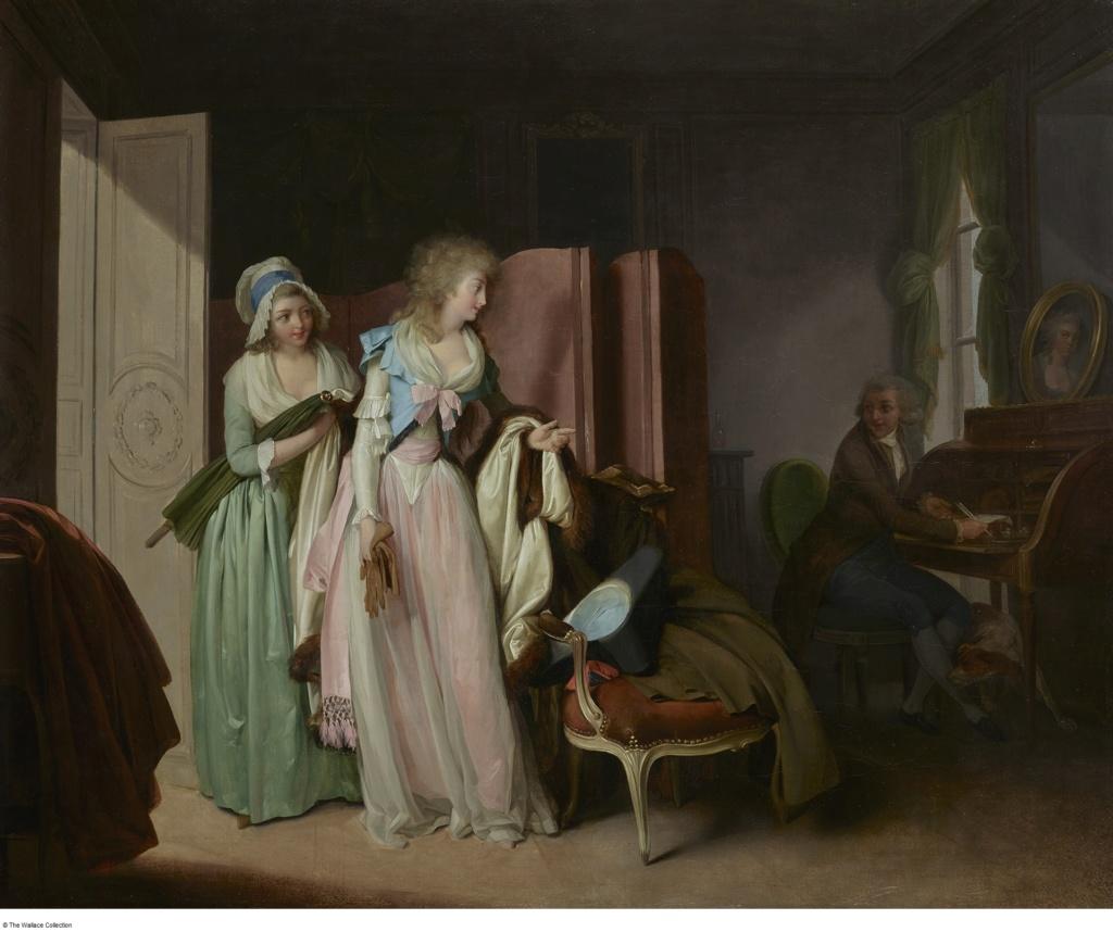 Louis-Léopold Boilly : peintre de la société parisienne de Louis XVI à Louis-Philippe Emuseu33