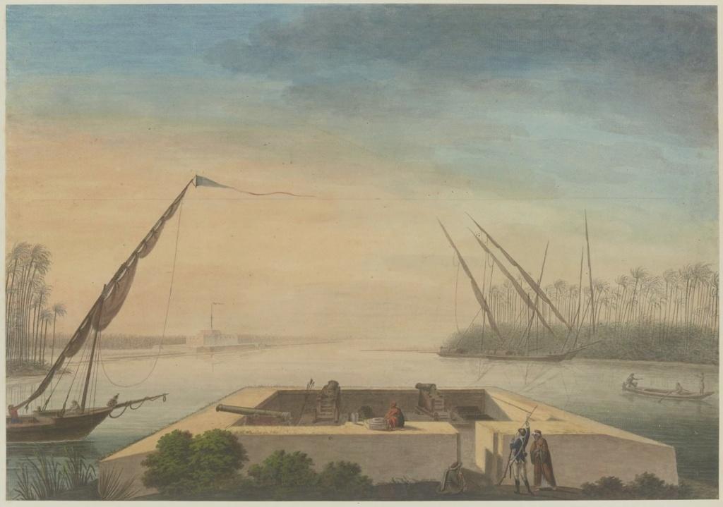 Bonaparte et la campagne d'Egypte (1798 - 1801) - Page 2 Enviro10
