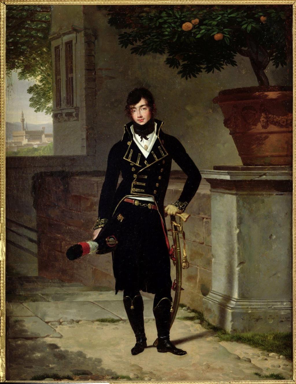Louis Gauffier (1762-1801), peintre français installé en Italie Eta8zo10