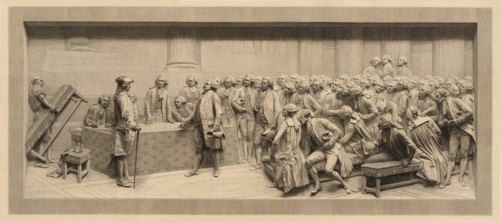 Sept jours : 17-23 juin 1789. La France entre en révolution. De Emmanuel de Waresquiel Etats_10