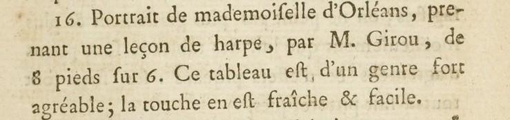 La leçon de harpe. Du peintre Jean-Antoine-Théodore Giroust Explic10