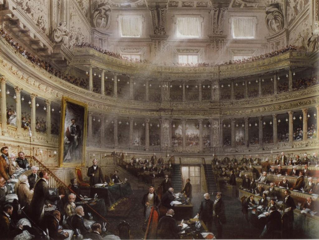Le Palais Madame à Turin (Palazzo Madama, Torino) F1203910