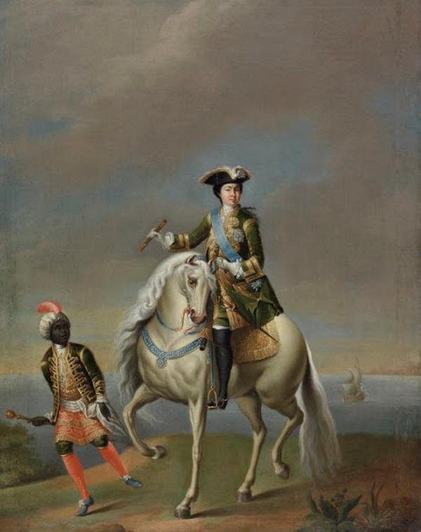 Louis-Auguste Brun, portraits de Marie-Antoinette en tenue de chasse F20c0210