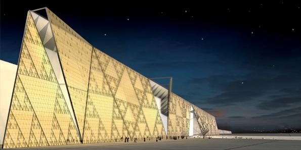 Exposition : Toutânkhamon, le Trésor du Pharaon (Paris) Facade10