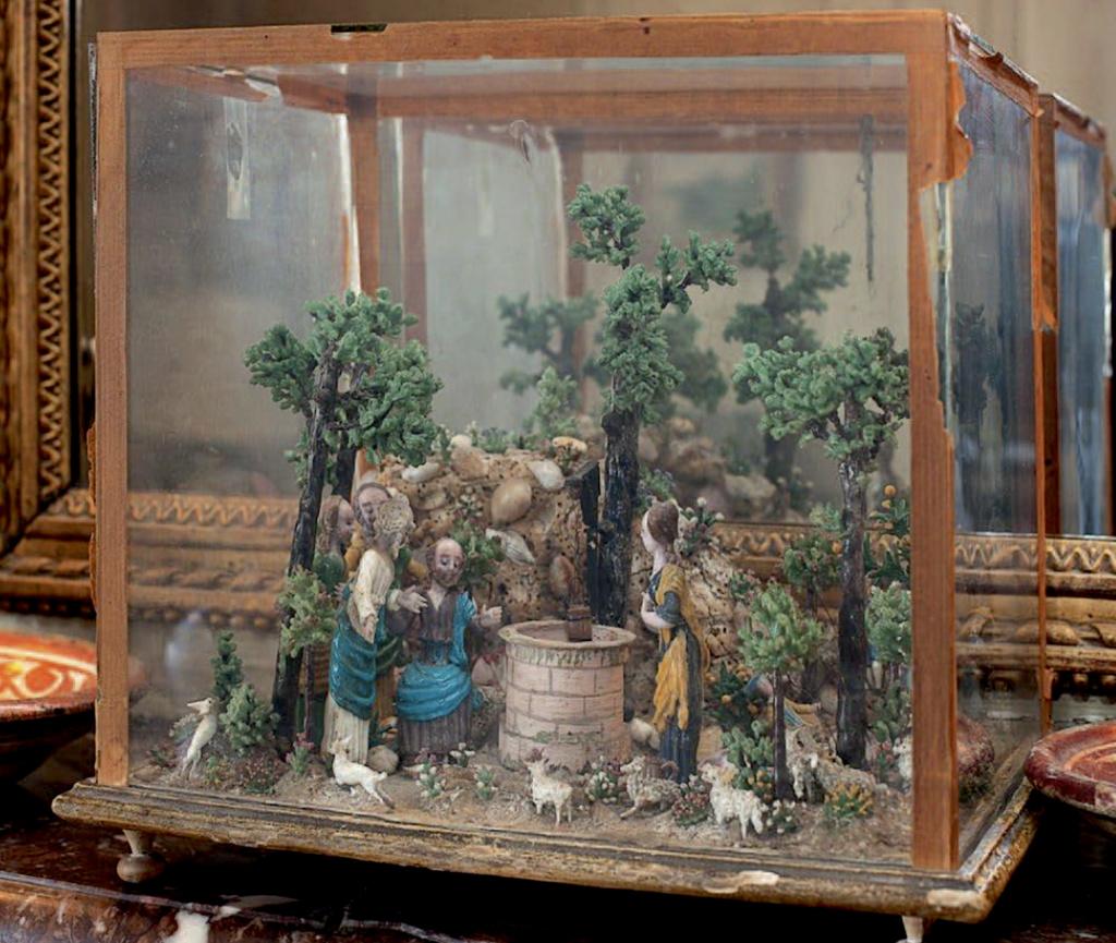 Le verre de Nevers, l'art du travail à la lampe et des verres filés Fils_d10
