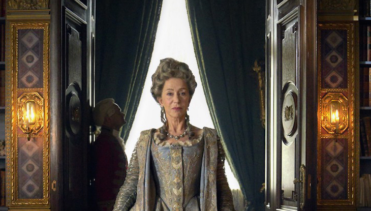 Série (HBO) : Catherine The Great, avec Helen Mirren First-10