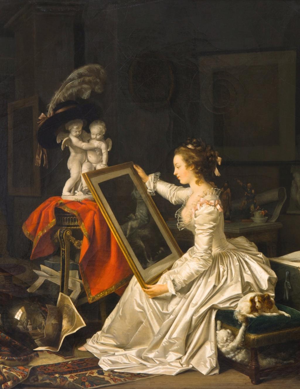 Exposition : Peintres femmes 1780-1830, naissance d'un combat. Au musée du Luxembourg Paris Fragon13
