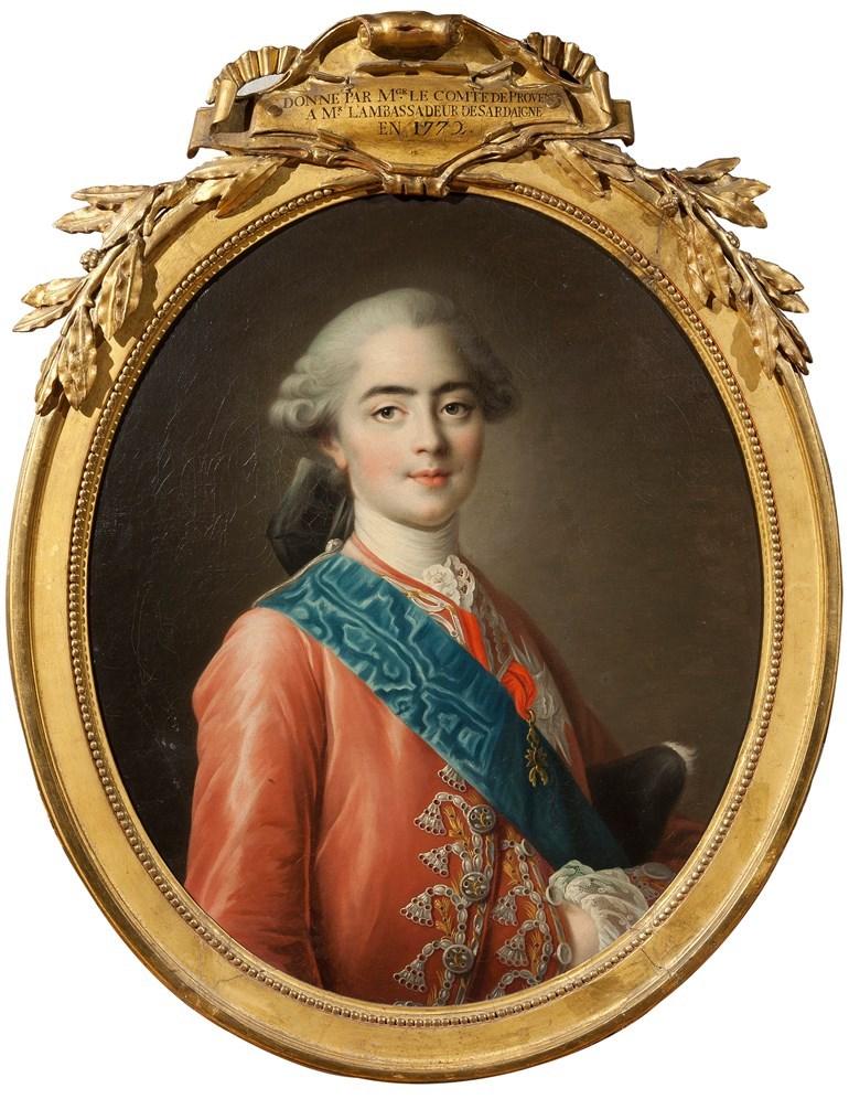 Louis-Stanislas, comte de Provence, et futur roi Louis XVIII - Page 2 Franco14