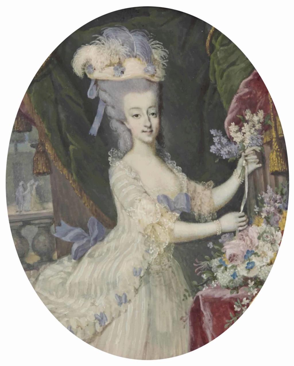Marie-Thérèse de Savoie, comtesse d'Artois - Page 2 Franco15
