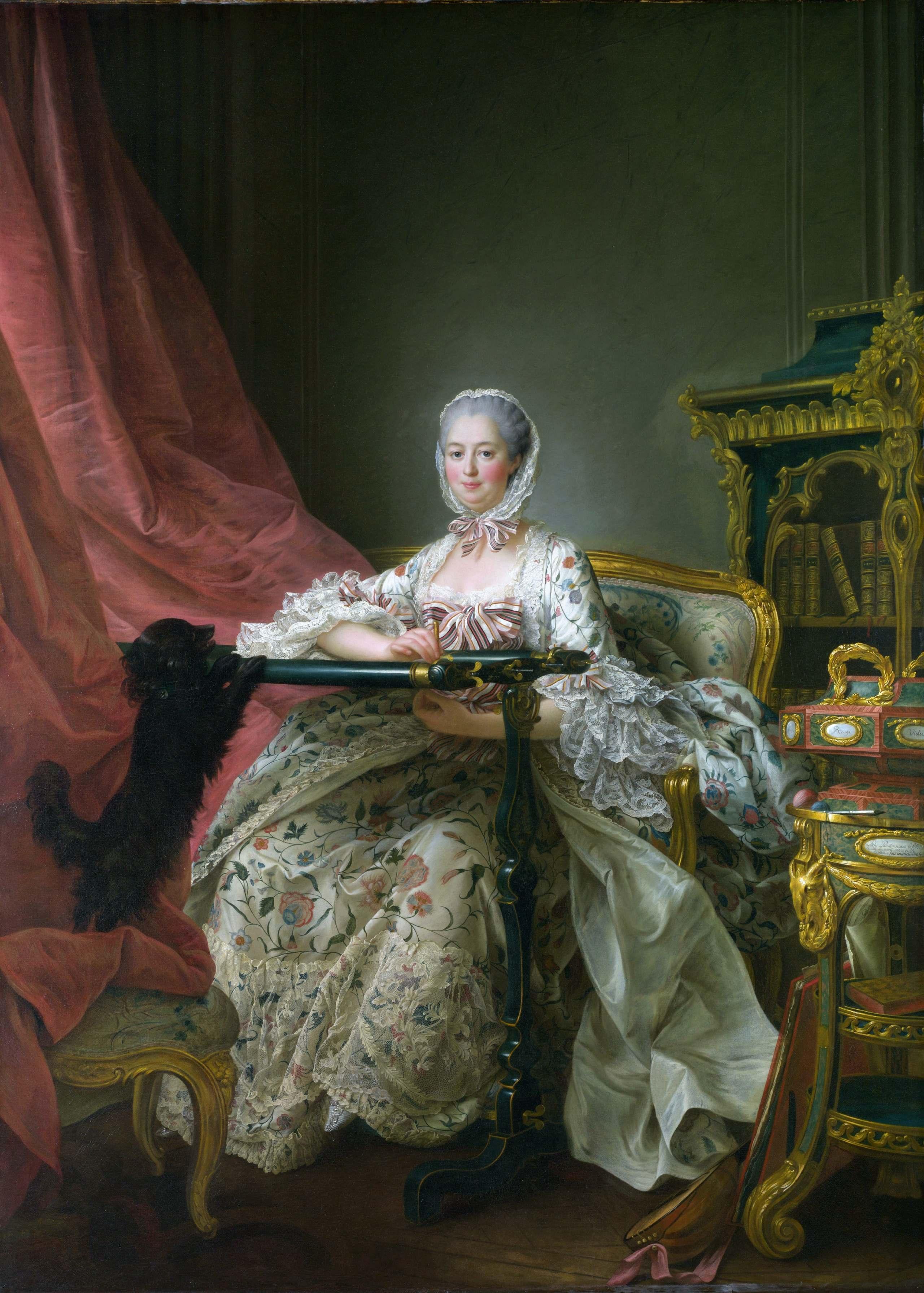 La marquise de Pompadour - Page 3 Franco30