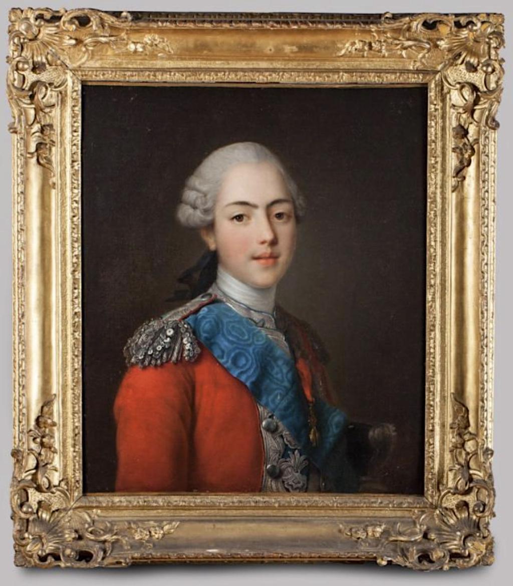 Portraits de Marie-Antoinette et de la famille royale, par Jean-Martial Frédou - Page 2 Fredou10