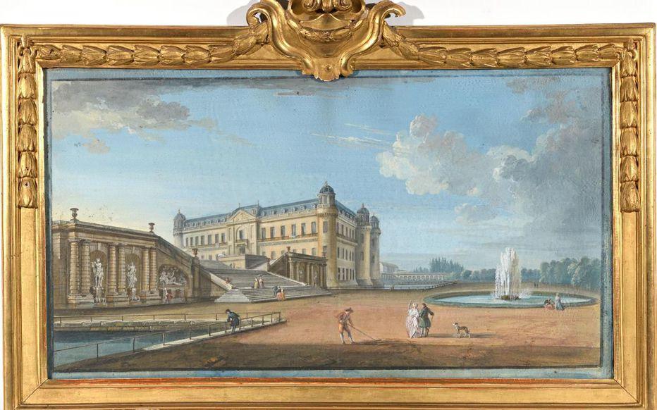 Domaine et château de Chantilly - Page 5 G52mzr10