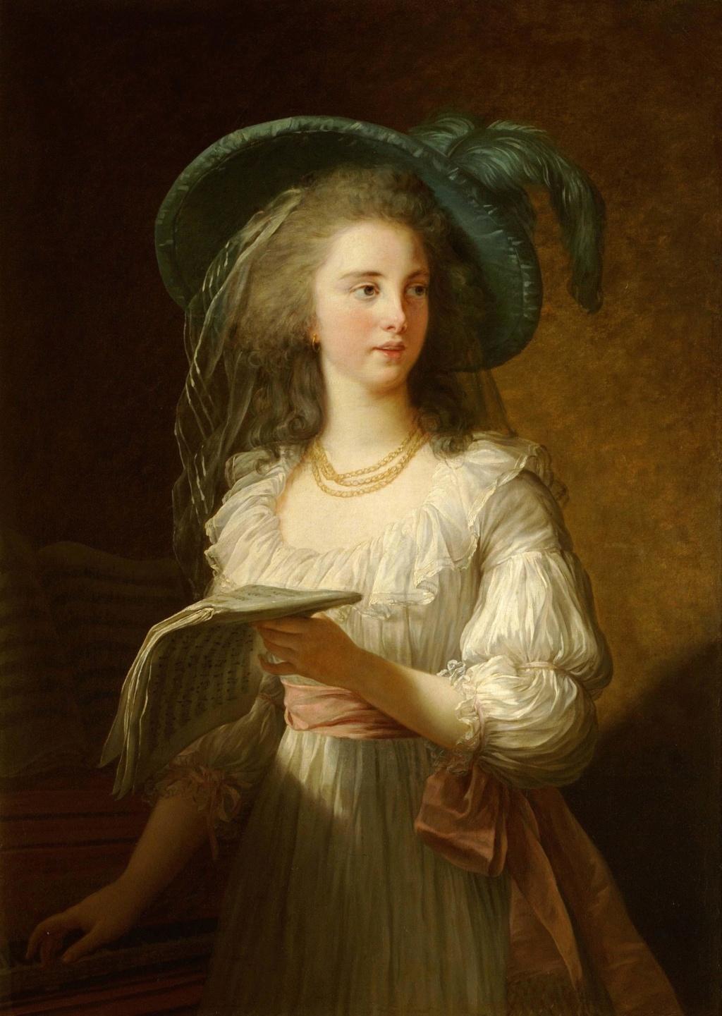 Un piano-forte ayant appartenu à Marie-Antoinette ?  Gabrie10