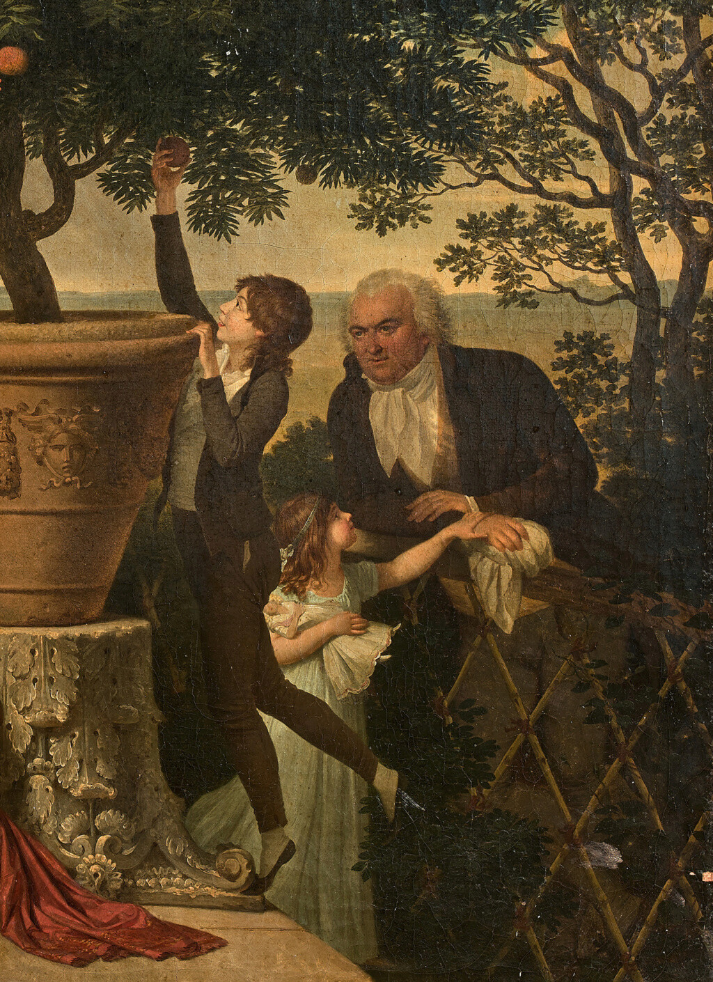 Louis Gauffier (1762-1801), peintre français installé en Italie Gauffi12