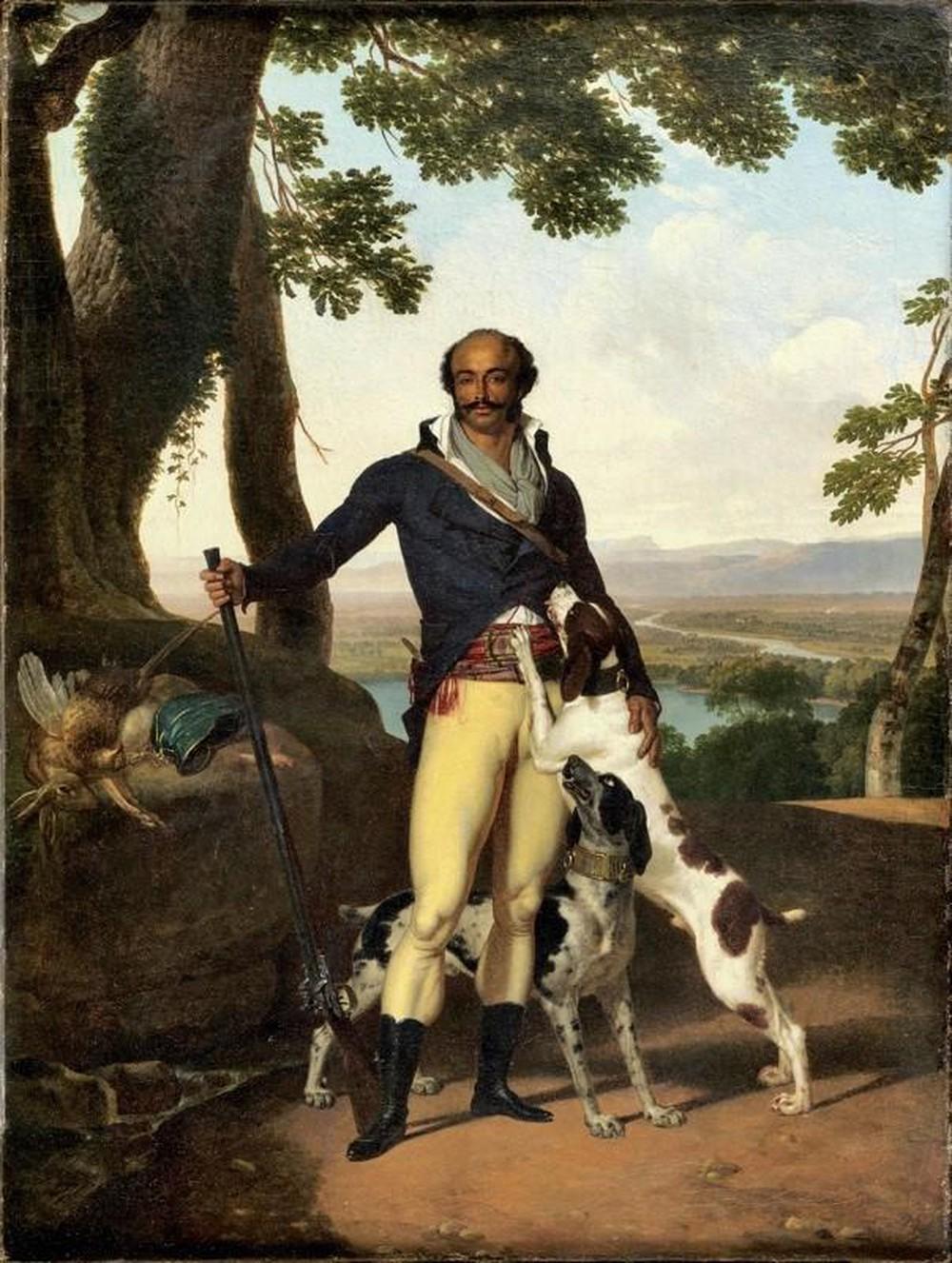 Louis Gauffier (1762-1801), peintre français installé en Italie Gauffi13