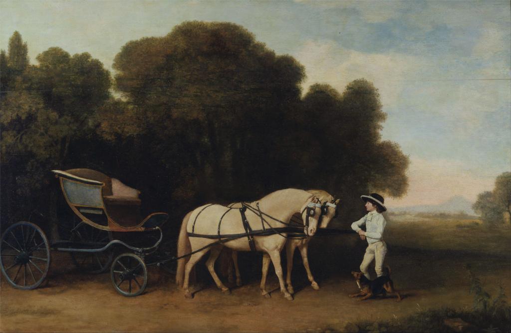 George Stubbs : artiste peintre et anatomiste.  George17