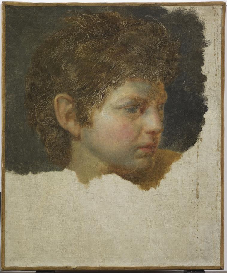 Les Drouais, artistes peintres de père en fils : Jean, Hubert, François-Hubert et Jean-Germain Drouais Germai10