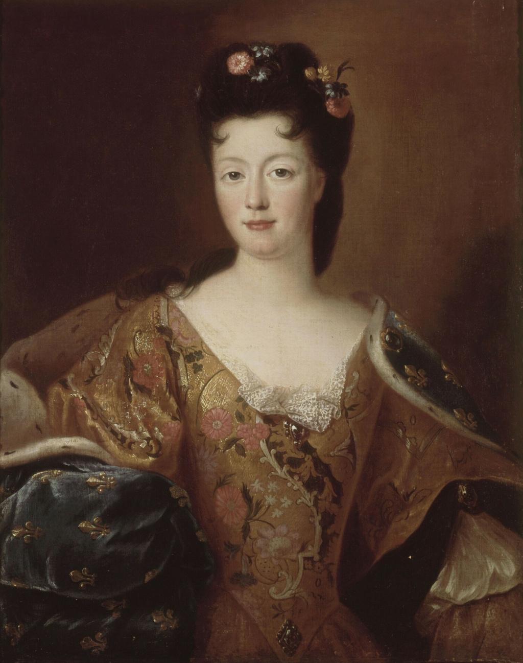 Élisabeth-Charlotte d'Orléans, duchesse de Lorraine et de Bar, grand-mère paternelle de Marie-Antoinette Gobert10