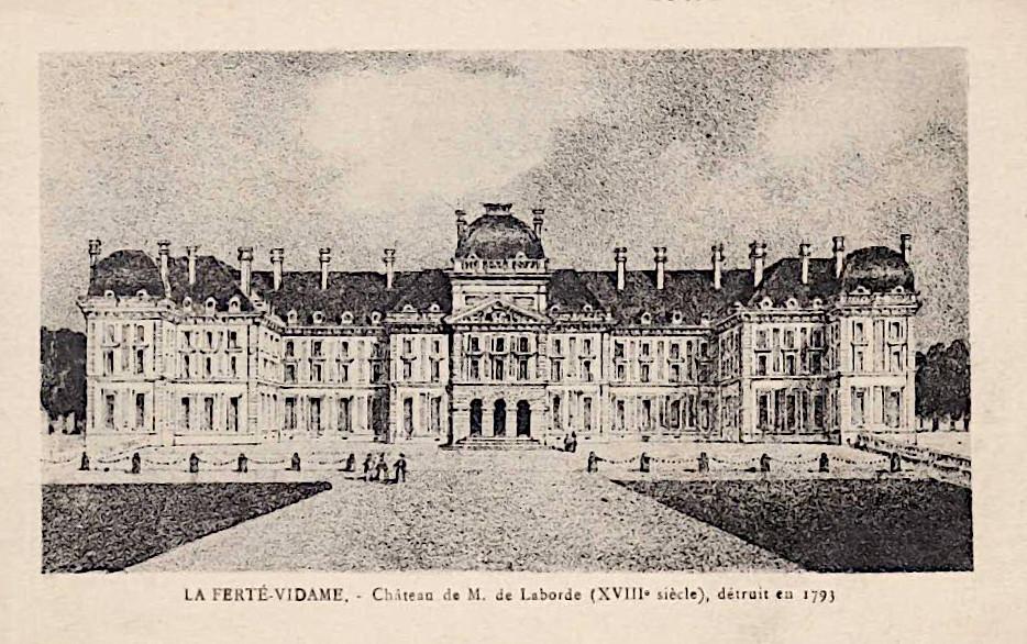 Jean-Joseph de Laborde, banquier de Louis XV, mécène des Lumières et inventeur des jardins de Méréville Gravur25