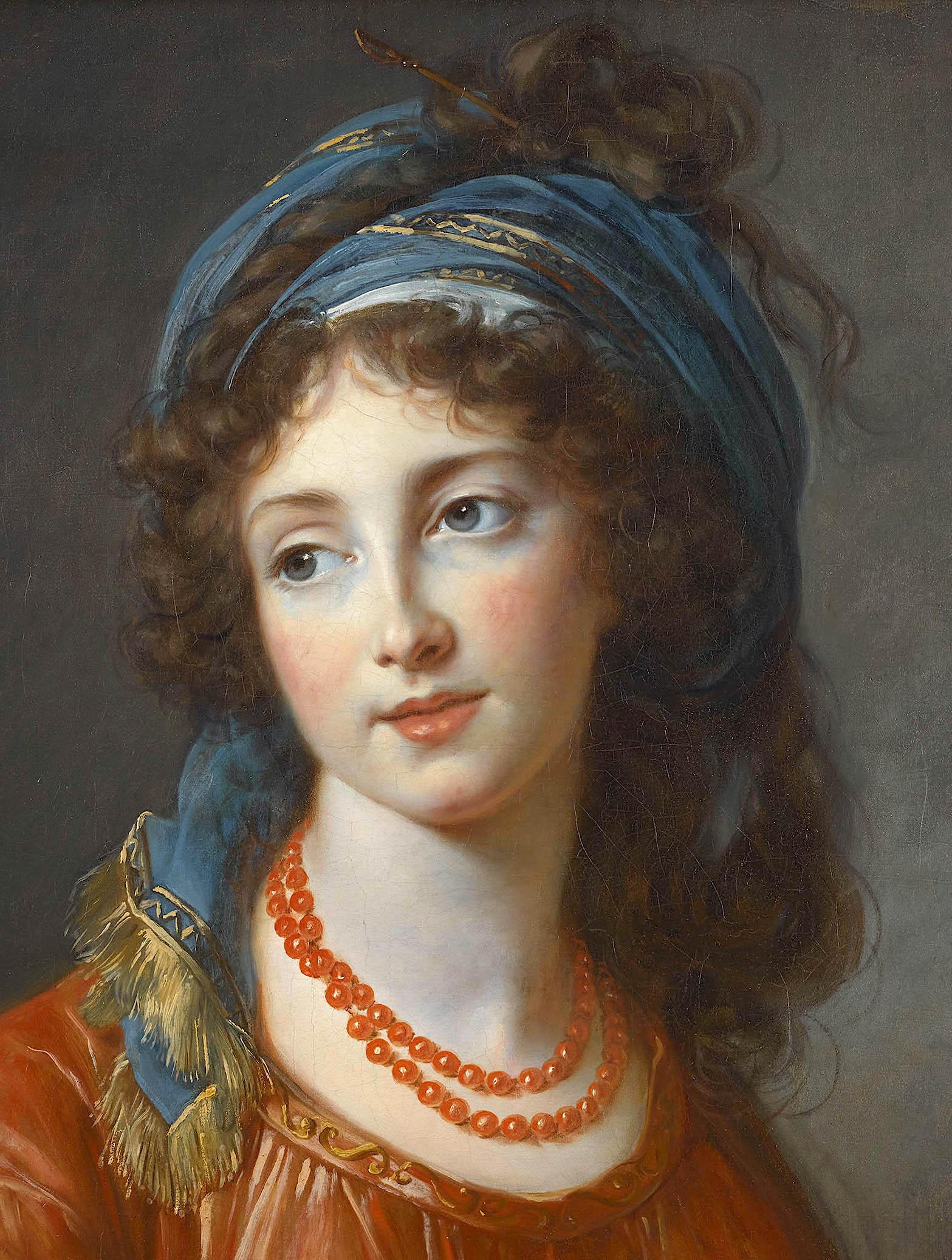 Aglaé de Polignac duchesse de Guiche - Page 2 Guiche10