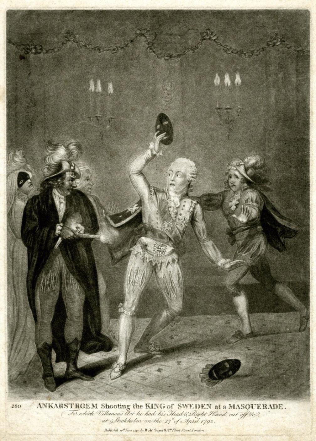 Le roi Gustave III  de Suède - Page 5 Gustav10