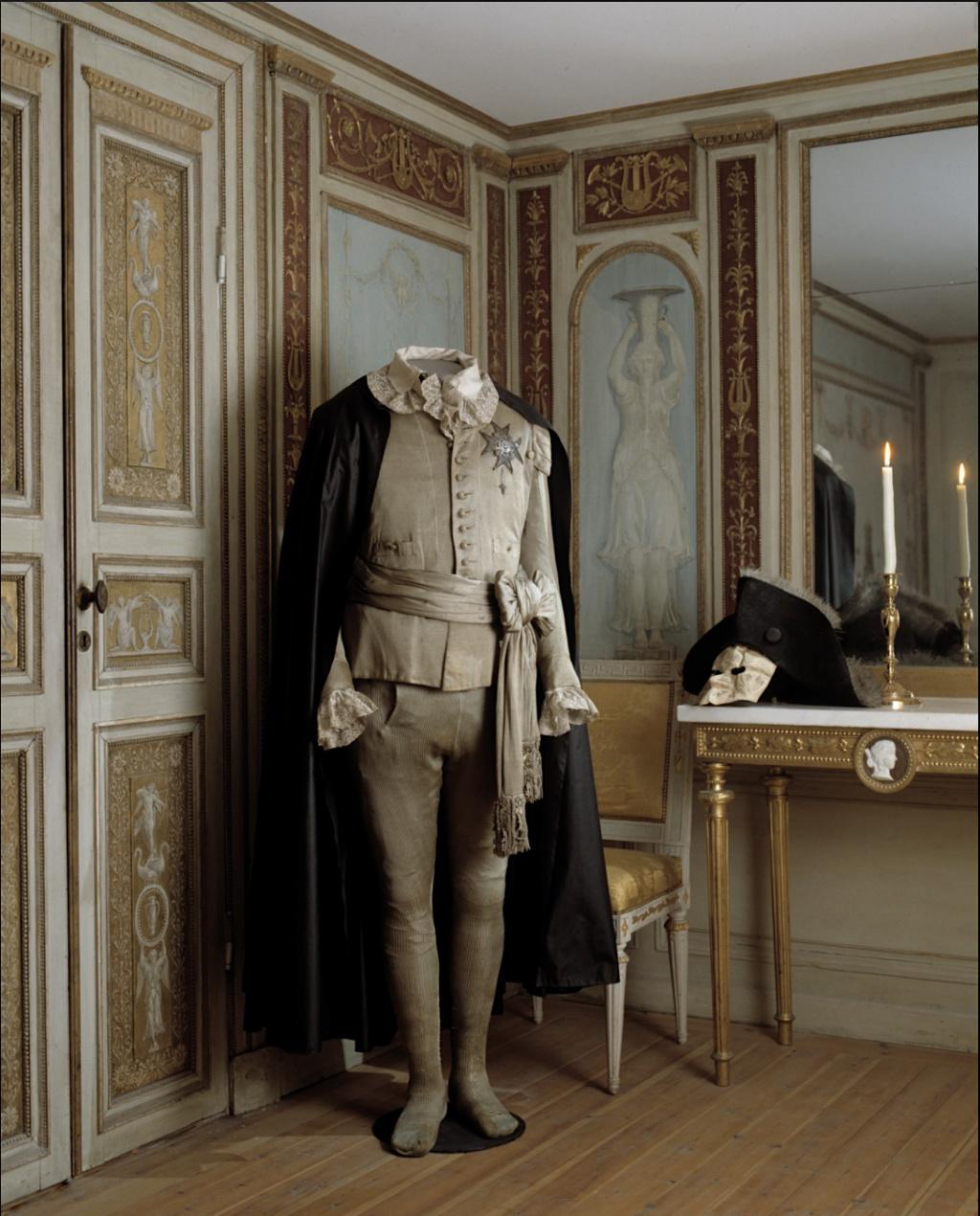 Le roi Gustave III  de Suède - Page 5 Gustav11