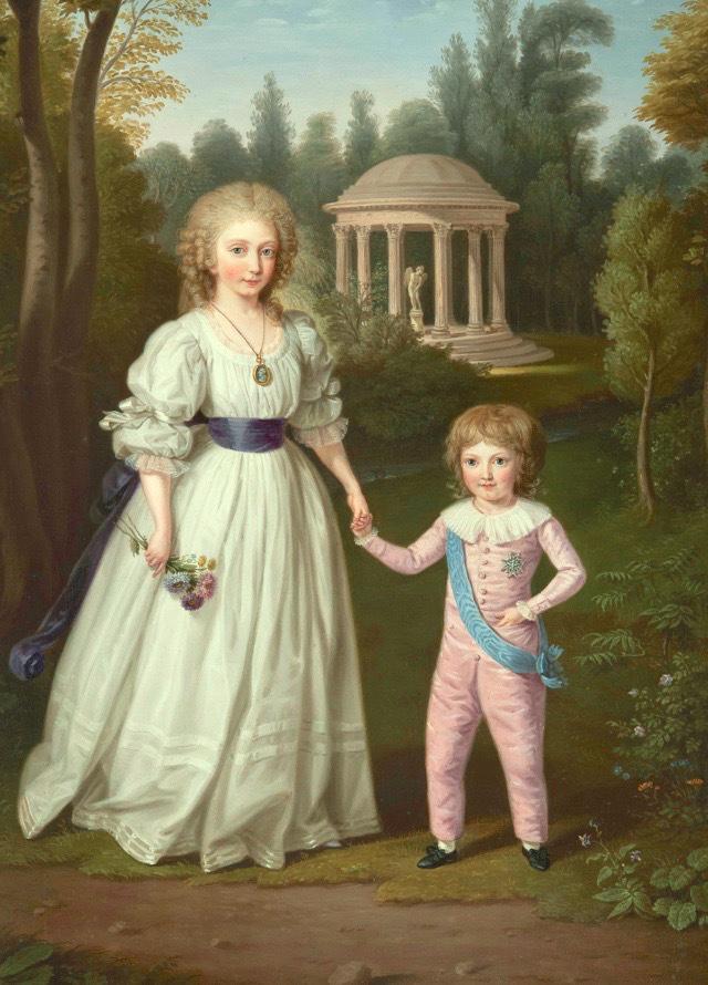 Portraits de Madame Royale, duchesse d'Angoulême - Page 5 Guteen10