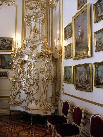 Vienne, la Hofburg H410
