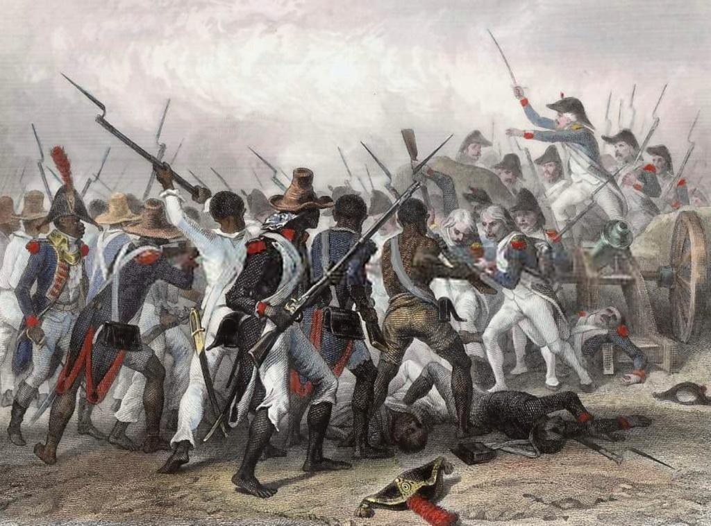 2021, année Napoléon. Bicentenaire de la mort de l'empereur Napoléon Ier.  - Page 2 Haitia10