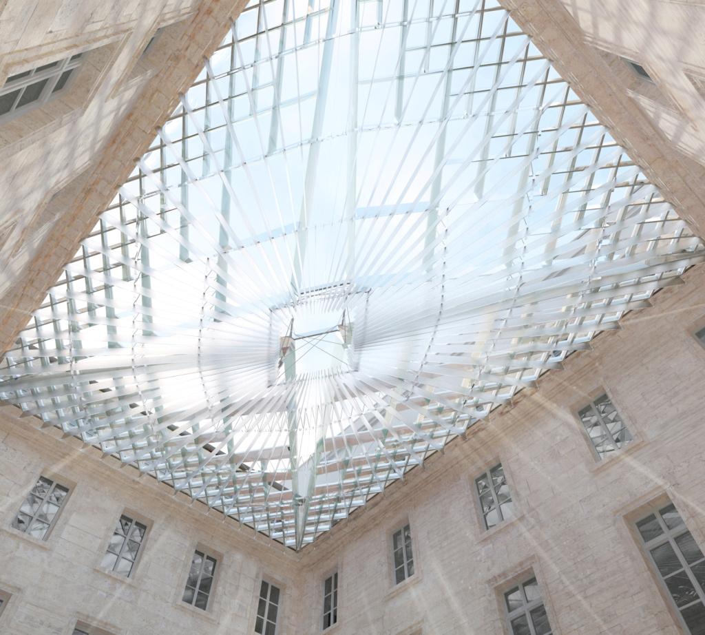 Le Garde Meuble Royal, actuel Hôtel de la Marine, à Paris - Page 3 Hda_re10
