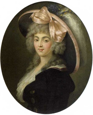 Mademoiselle Rosalie Duthé Henri-11